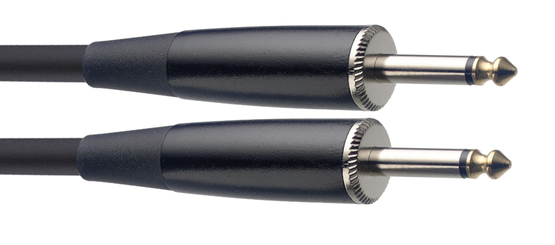Stagg SSP15PP25, kabel reproduktorový, JACK/JACK, 15m