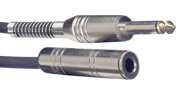 Stagg SAC6PJ DL, kabel prodlužovací JACK/JACK, 6m