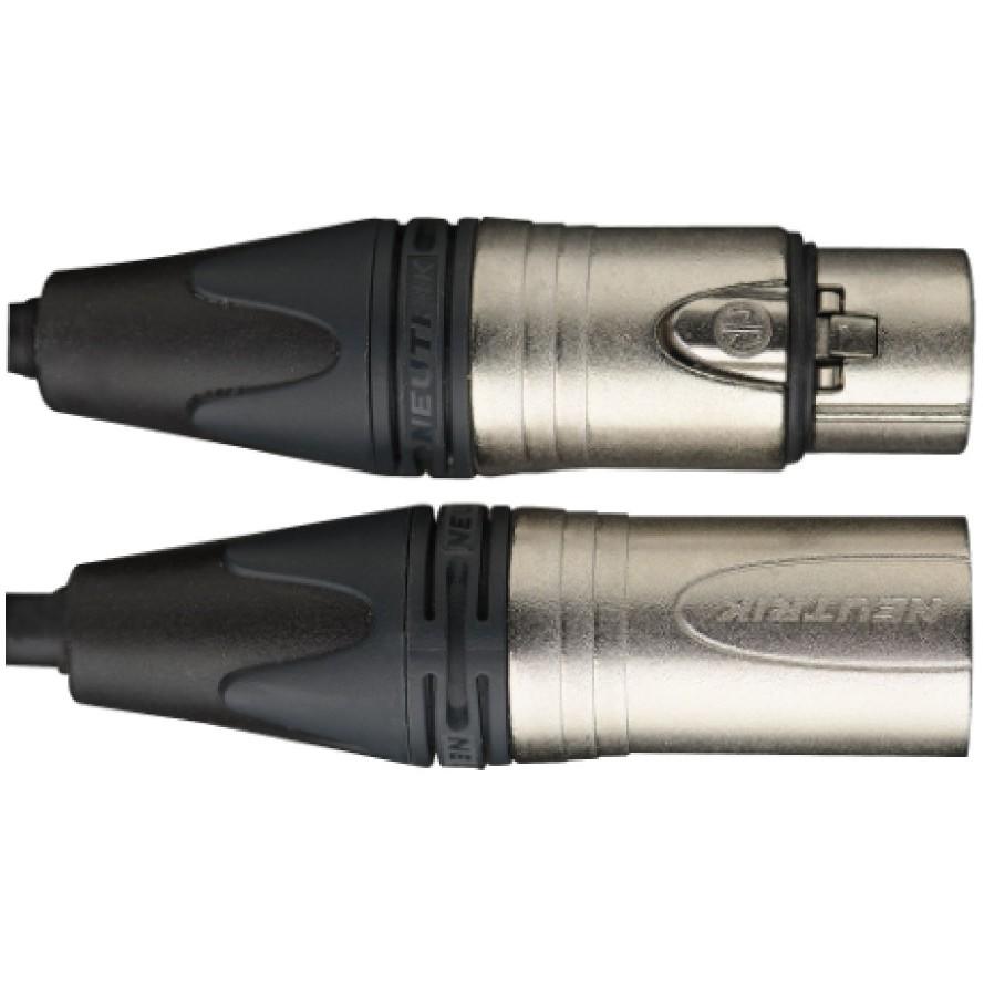 Stagg XMC3XX, kabel XLR/XLR, 3m