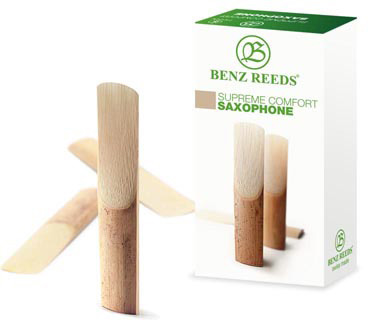 Benz Reeds Comfort, sopran sax. 2,5, 5ks/bal