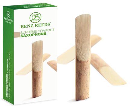 Benz Reeds Comfort, tenor sax. 2,5, 5ks/bal