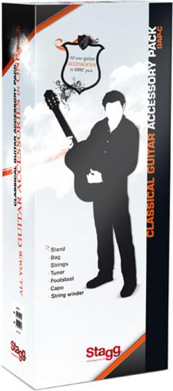 Stagg GAP C, příslušenství pro klasickou kytaru