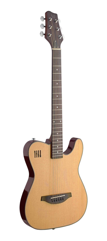 James Neligan EW3000CN elektrická kytara Folk