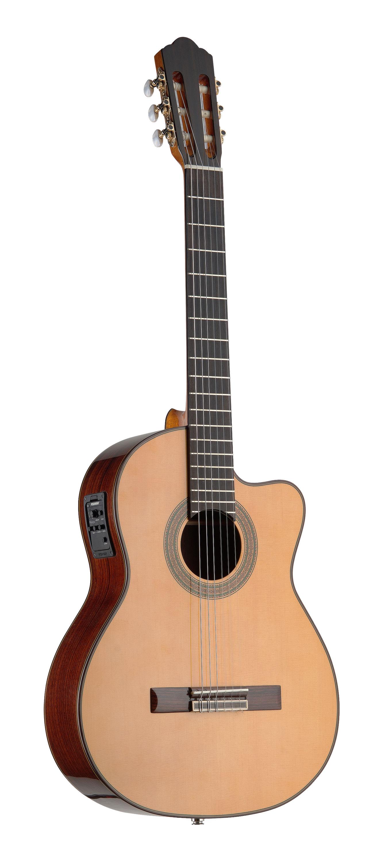 Angel Lopez C1448CFI-S, klasická kytara s elektronikou