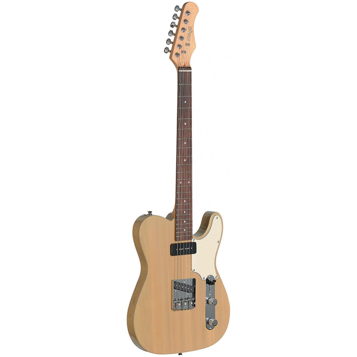 Stagg SET-CST YW, elektrická kytara