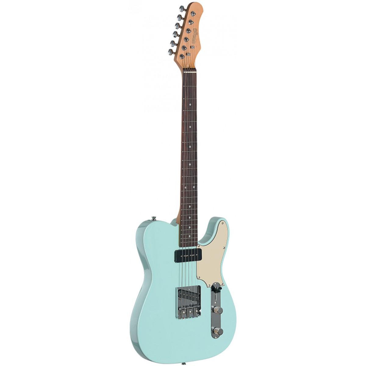 Stagg SET-CST SNB, elektrická kytara