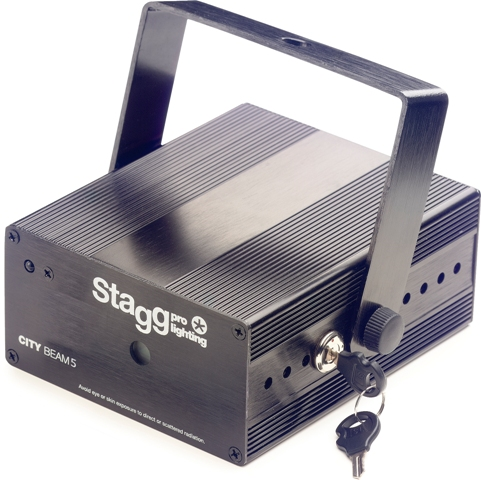 Stagg SLR CITY 5-3 BK