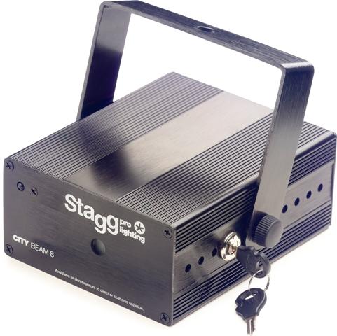 Stagg SLR CITY 8-3 BK