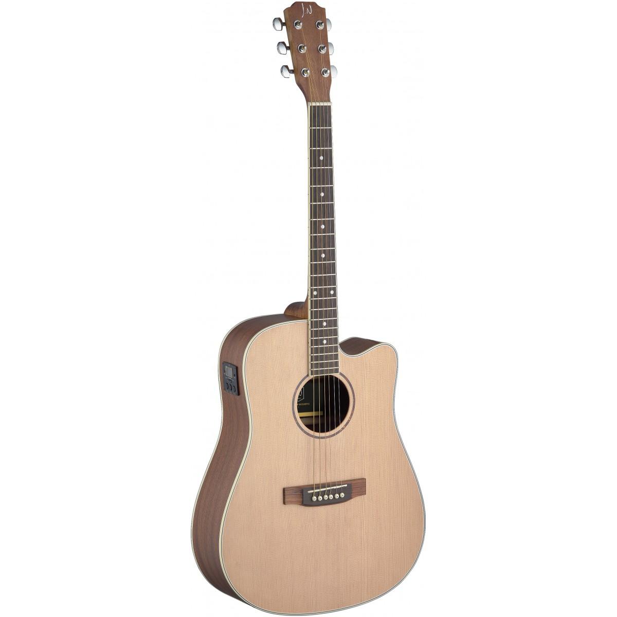 James Neligan ASY-DCE, elektroakustická kytara