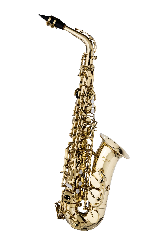 Stagg WS-AS215S, Es alt saxofon