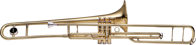 Stagg WS-TB285S, B trombon perinetový