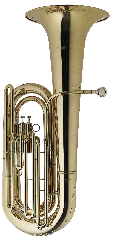 Stagg WS-BT235S, B tuba perinetová