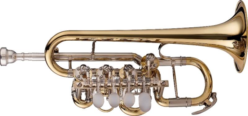 Levante LV-PT4605, B trubka piccolo cylindrová