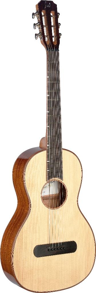 James Neligan LIS-P, akustická kytara