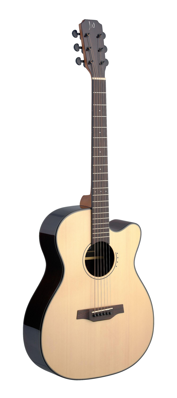 James Neligan LYN-ACFI, elektroakustická kytara