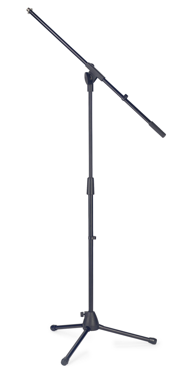 Stagg MIS-0722BK, mikrofonní stojan, černý