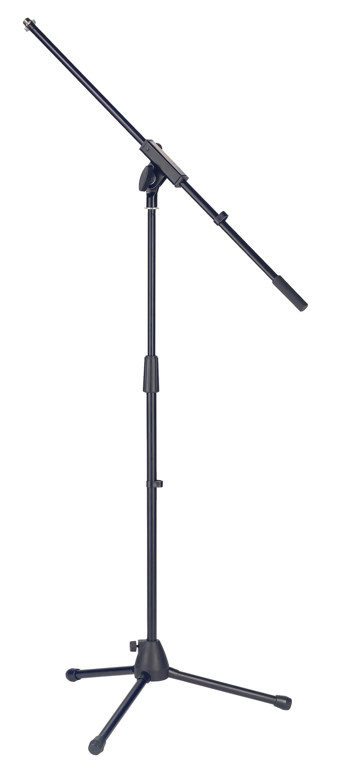 Stagg MIS-0922BK, mikrofonní stojan, černý