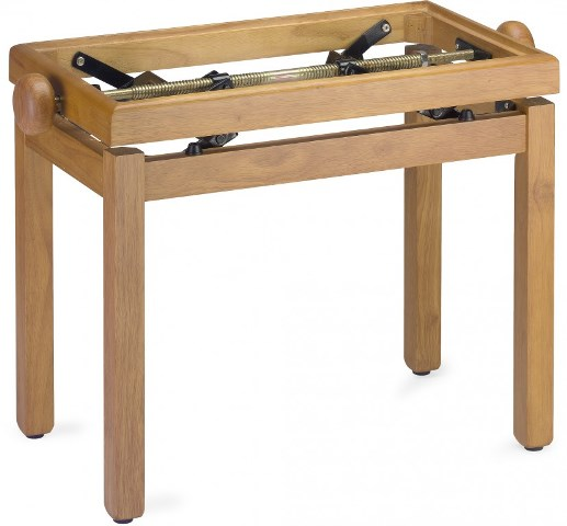 Stagg PB39 OAK M, stolička ke klavíru