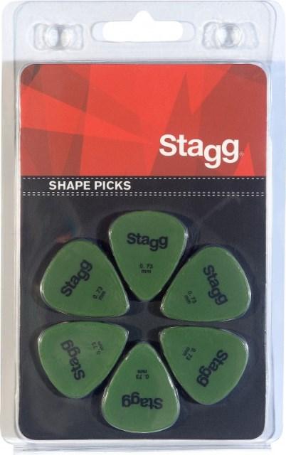 Stagg SPSTD X6-0.73, trsátka, balení 6ks