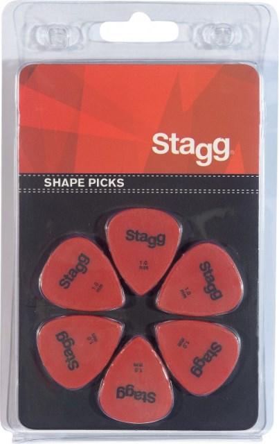 Stagg SPSTD X6-1.00, trsátka, balení 6ks