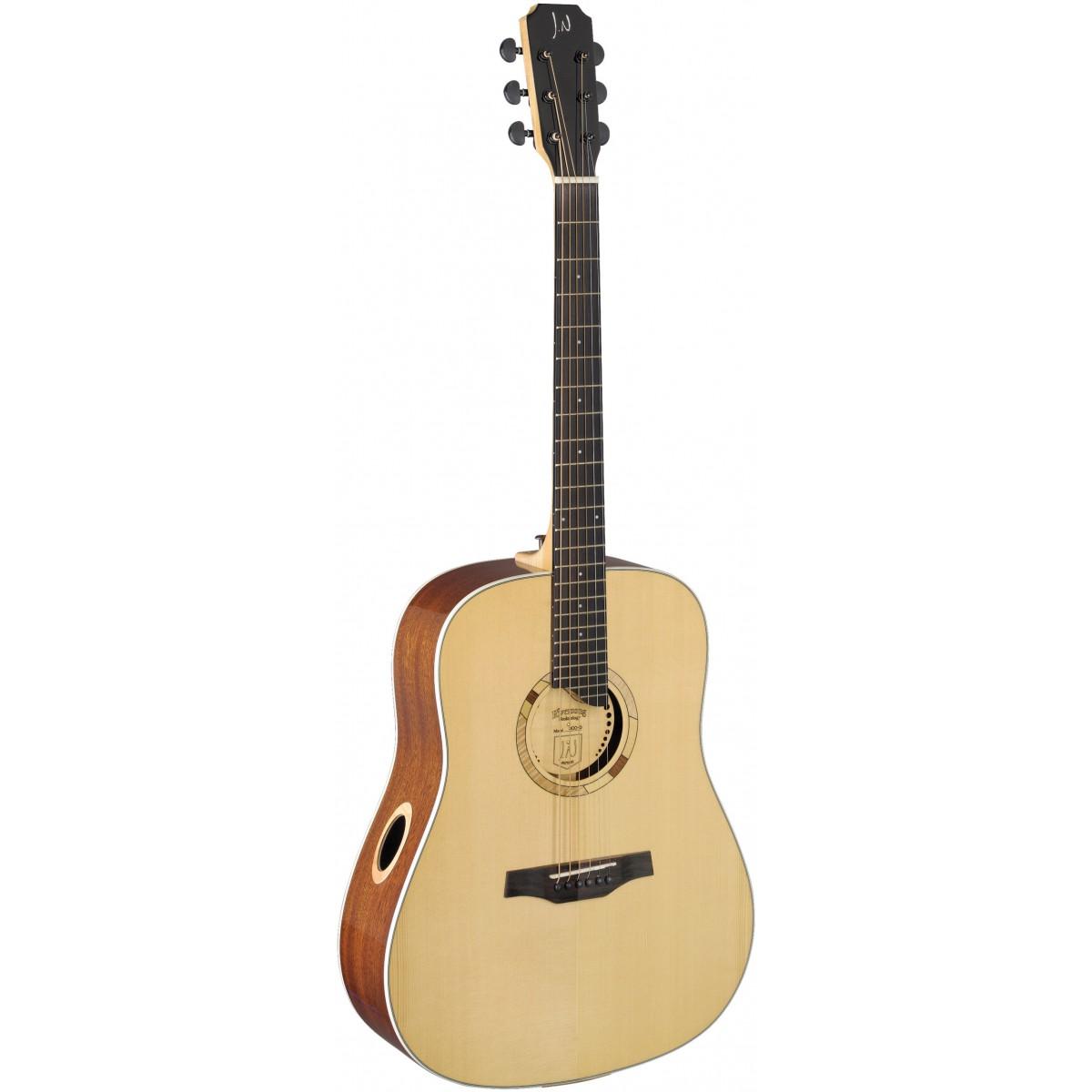 James Neligan SCO-D, akustická kytara