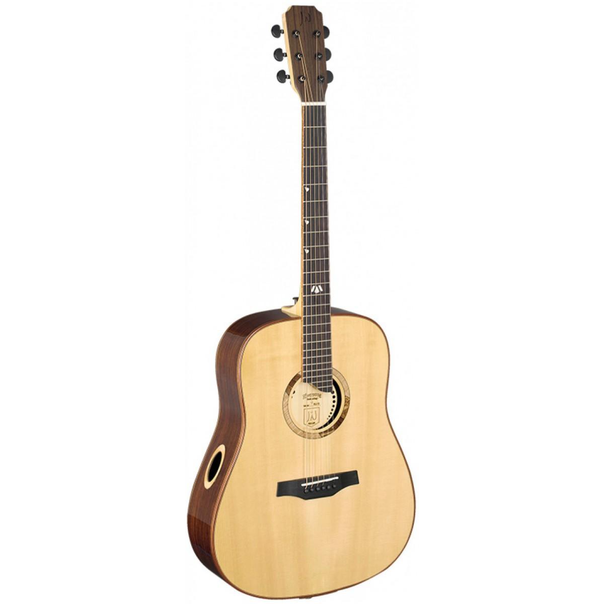 James Neligan ELI-D, akustická kytara