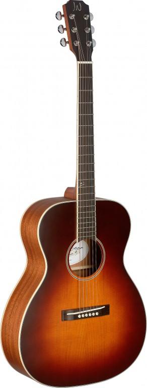 James Neligan EZR-OM, akustická kytara