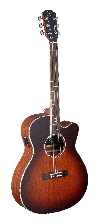 James Neligan EZR-OMCFI, elektroakustická kytara