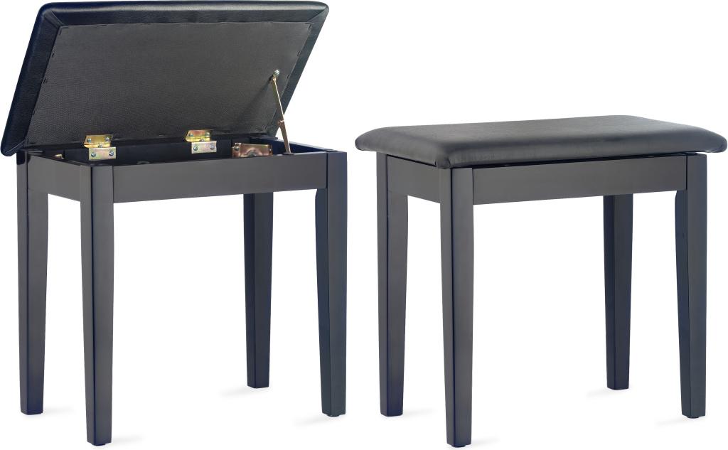 Stagg PBF23 BKM SBK, klavírní stolička