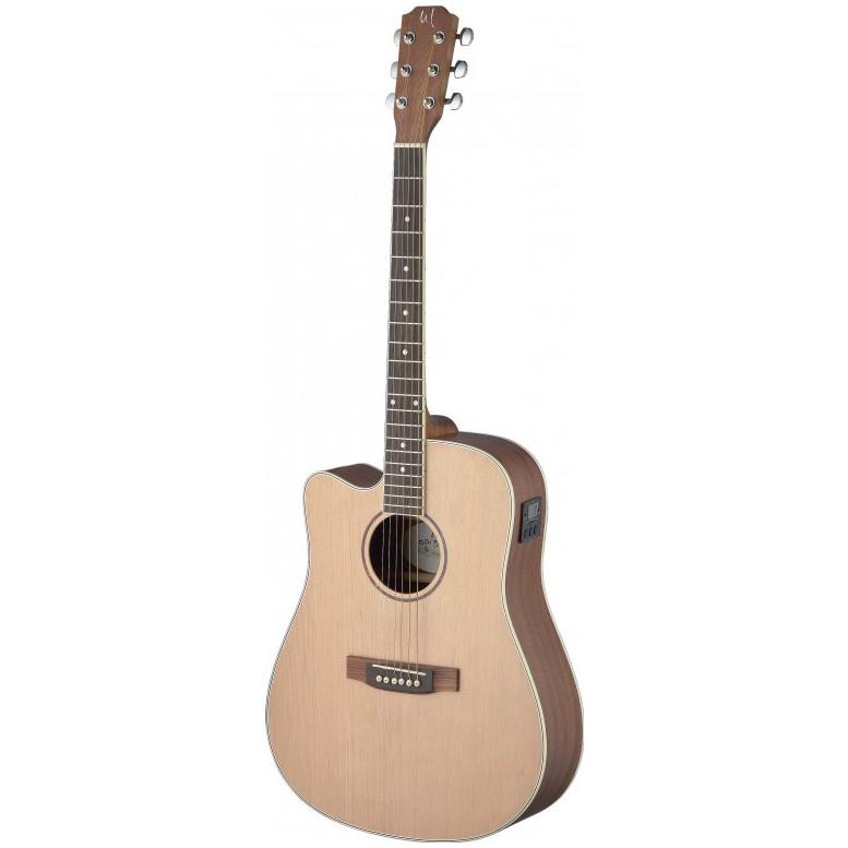 James Neligan ASY-DCE LH, elektroakustická kytara