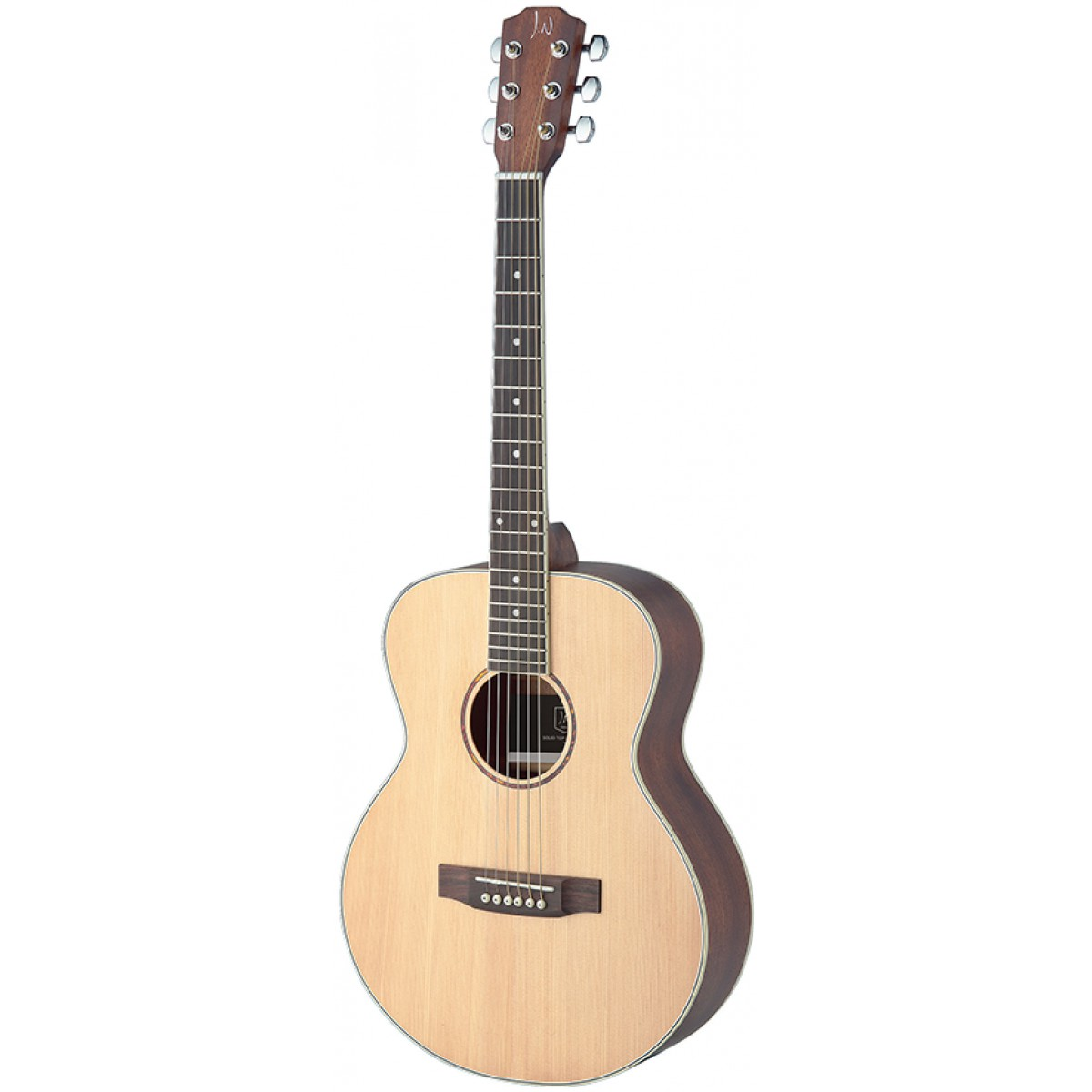 James Neligan ASY-A MINI LH, akustická kytara levoruká