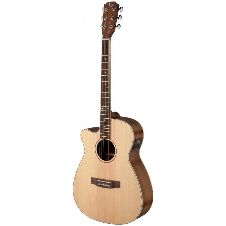 James Neligan ASY-ACE LH, elektroakustická kytara levoruká