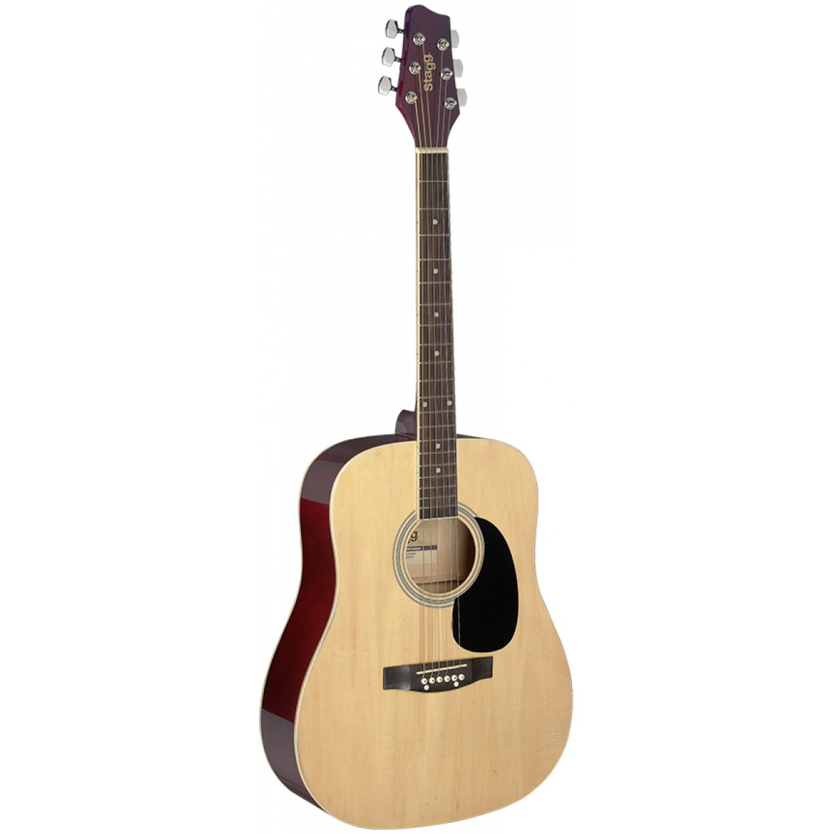 Stagg SA20D NAT, akustická kytara