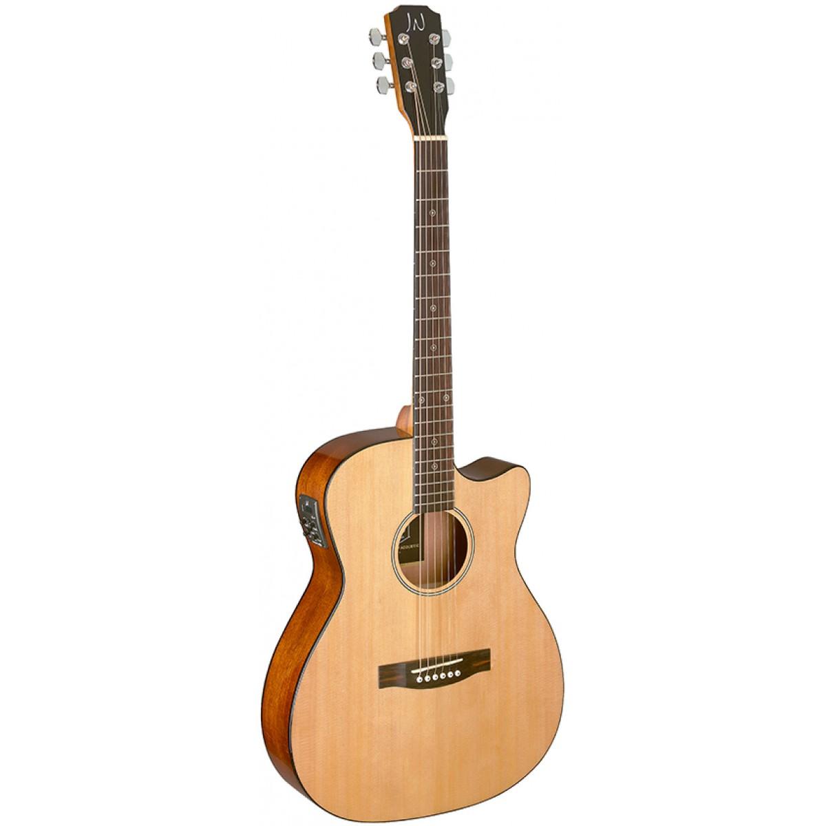 James Neligan BES-ACE N Elektroakustická kytara