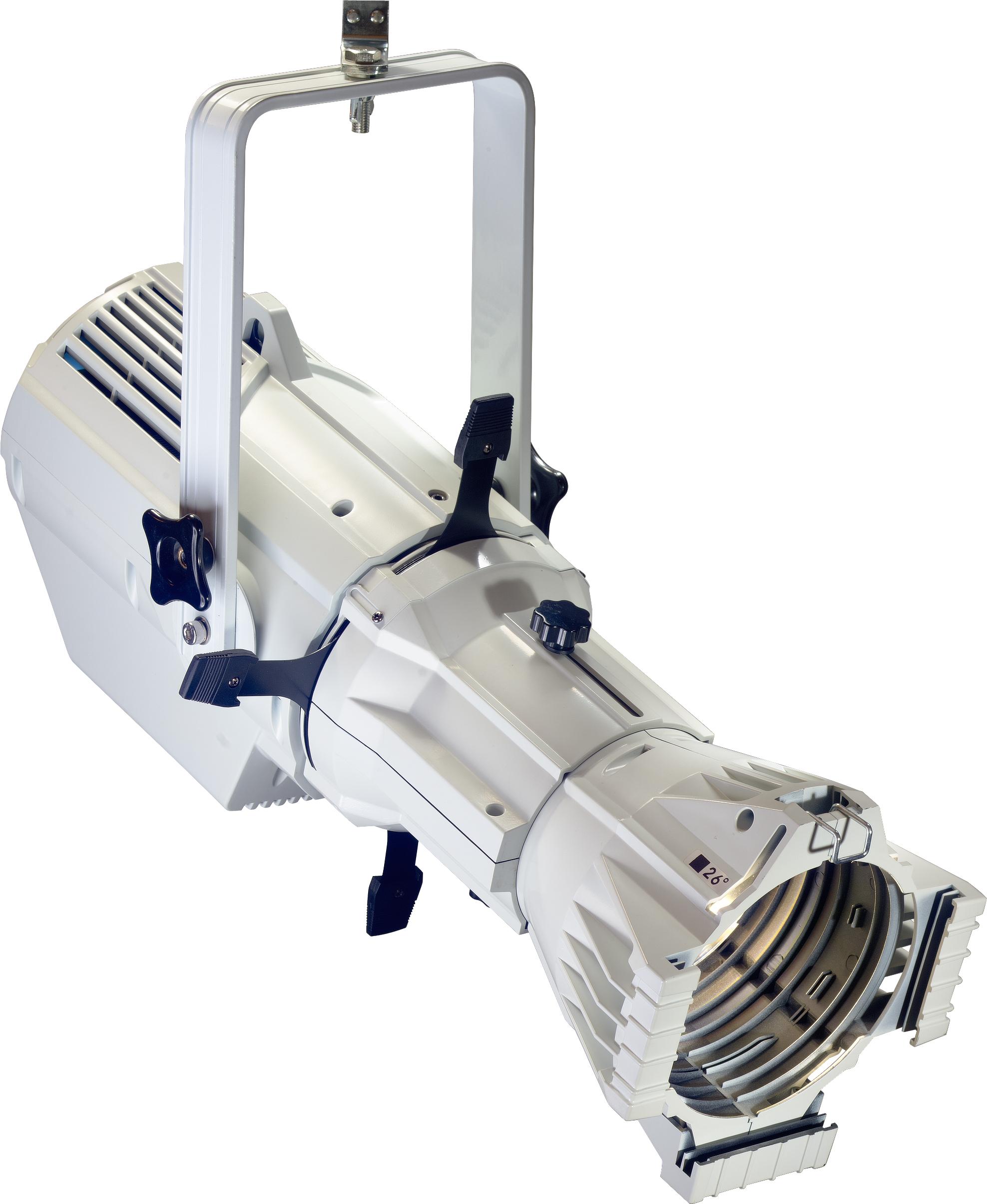Stagg SLP200 profilový reflektor, 1x200W COB 3200K DMX bílý