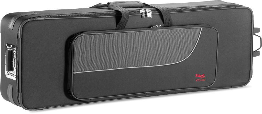 Stagg KTC-138D, klávesový kufr na kolečkách