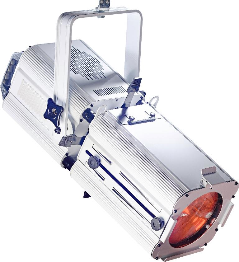 Stagg SLP200ZE profilový reflektor LED 200W RGBW, 17° - 50°, bílý