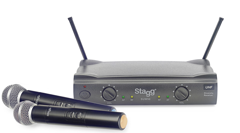 Stagg SUW 50 MM EG EU