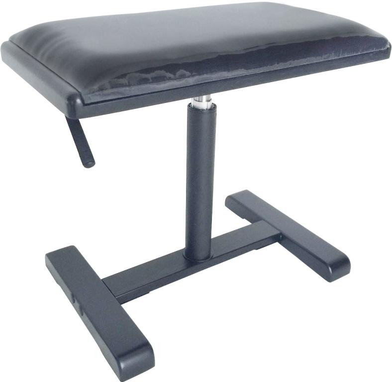 Stagg PBH 740 BKM VBK, hydraulická klavírní stolička