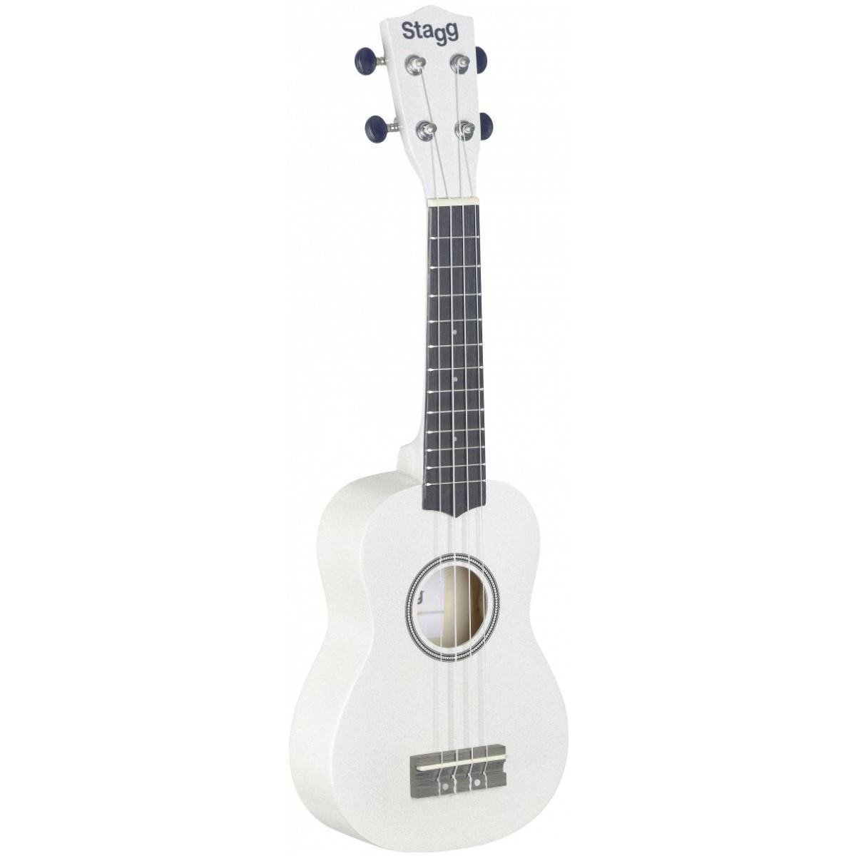 Stagg US-WHITE, sopránové ukulele