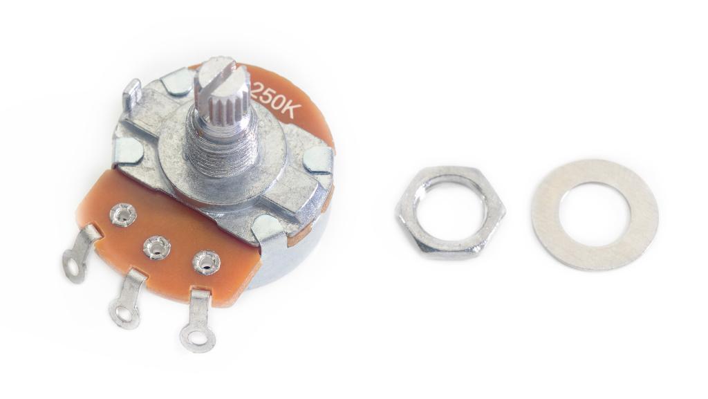 Stagg SP-POT250A, potenciometr pro elektrickou kytaru