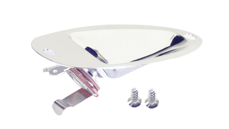 Stagg SP-IJST-CH, zásuvka Jack 6,3 mm pro elektrickou kytaru