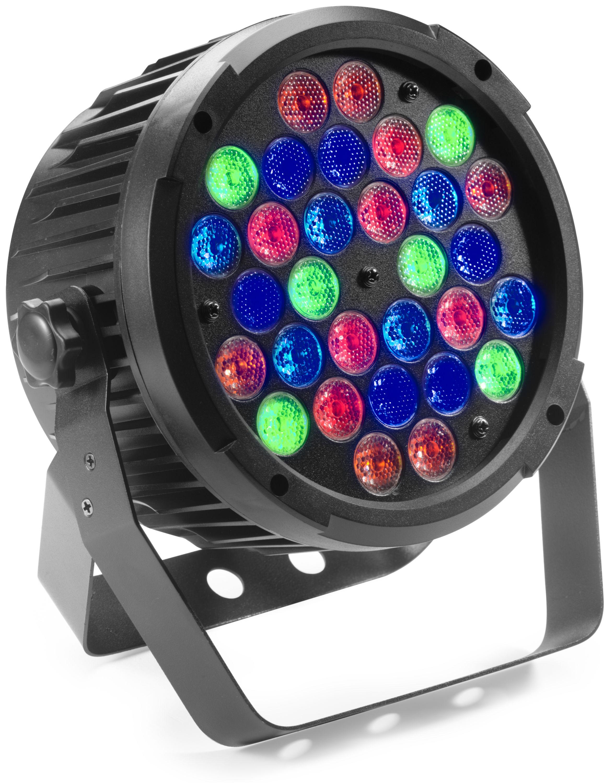 Stagg SLKP302M5-2, LED PAR reflektor, 30x 2W HCL LED