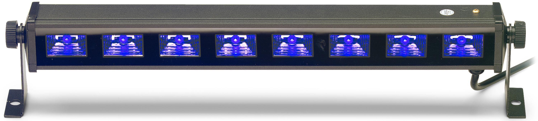 Stagg SLE-UV83-2, UV světelná lišta, 8x 3W UV LED