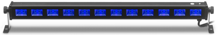 Stagg SLE-UV123-2, UV světelná lišta, 12x 3W UV LED