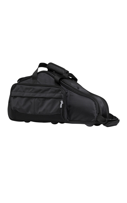 Stagg SB-AS-BK, taška na alt saxofon, černá