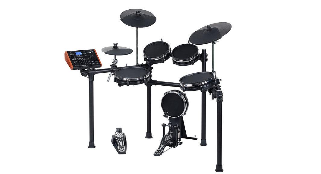 Medeli DD638 DX, elektronická bicí sada