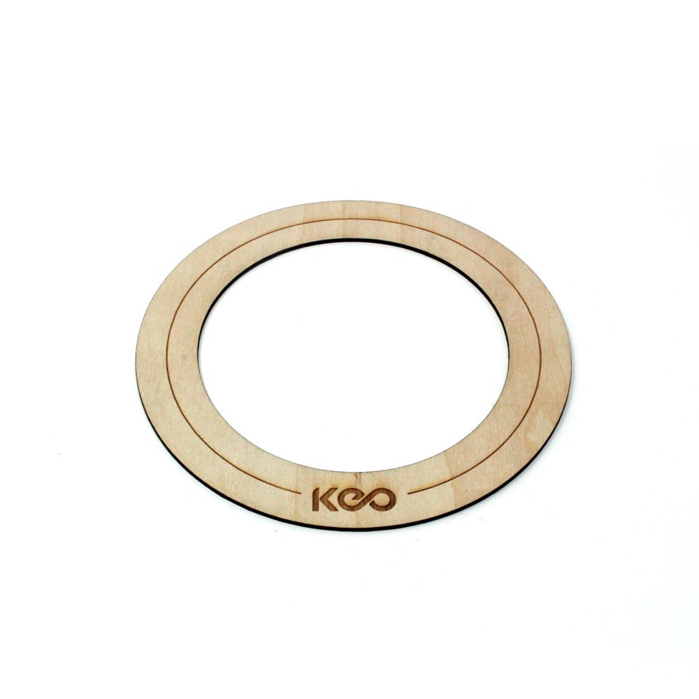 "Keo Percussion Bass ""O"" Ring, střední"