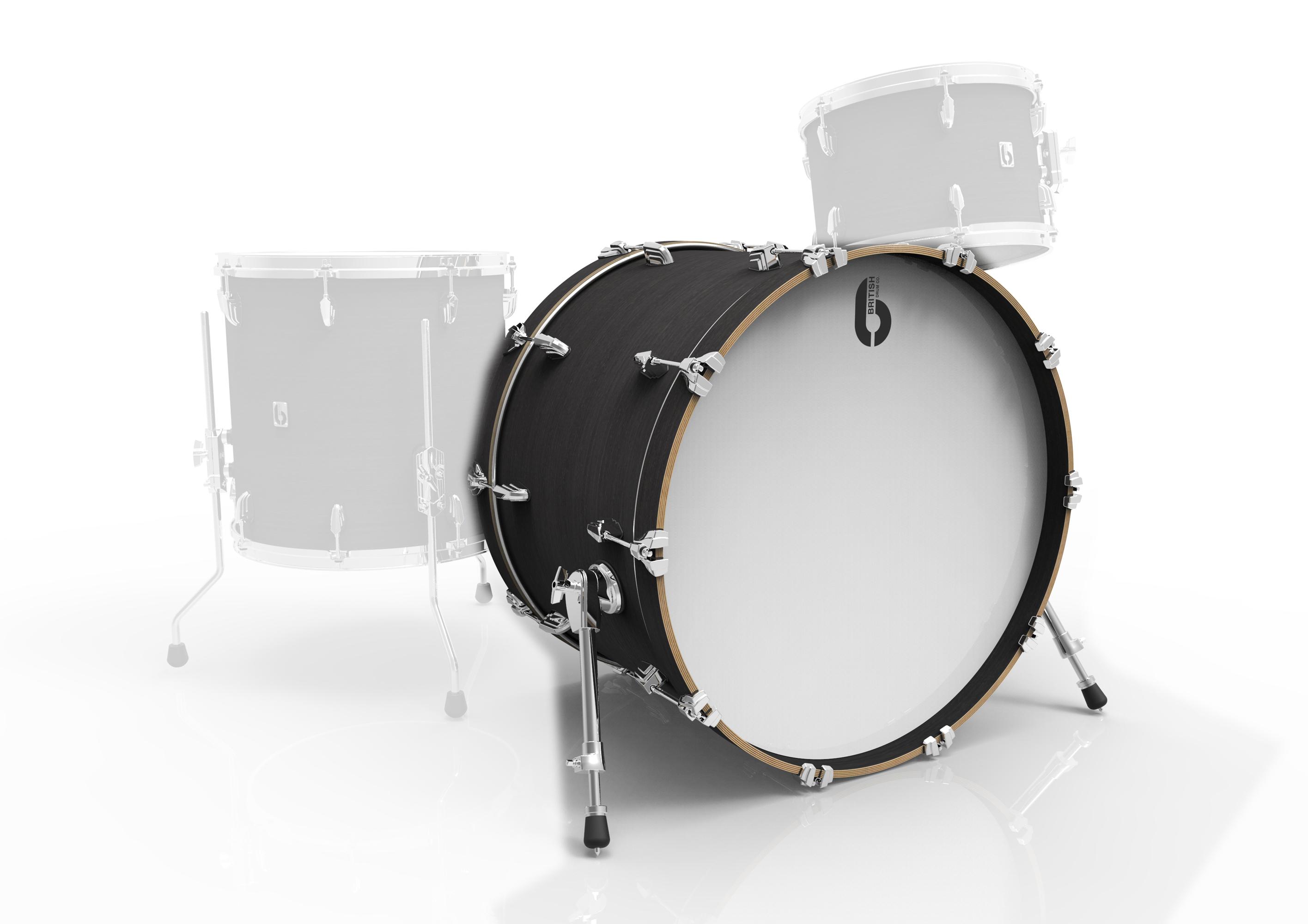 BDC Legend Bass Drum 18x 16