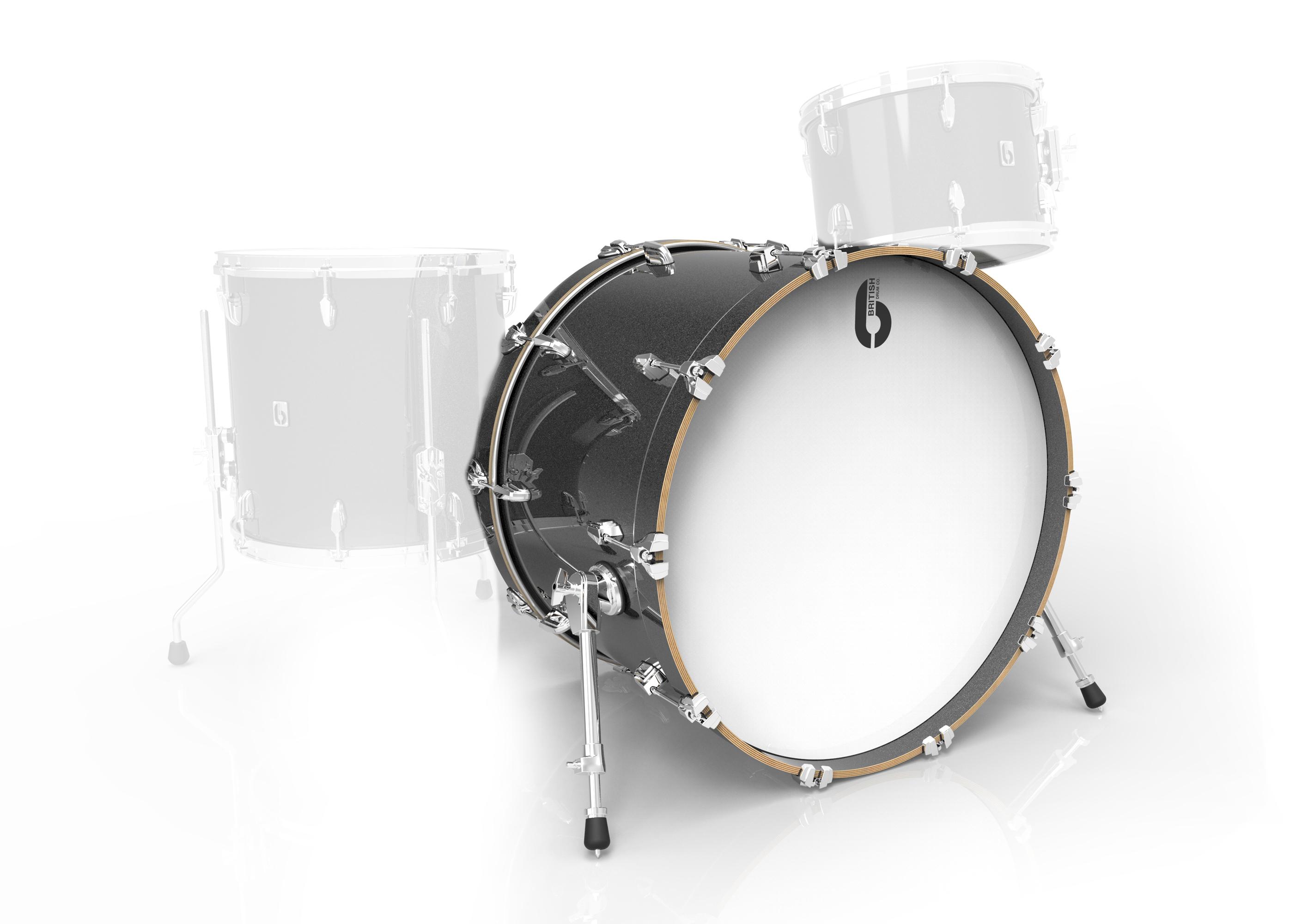 BDC Legend Bass Drum 22x 16